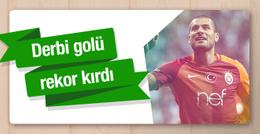 Eren Derdiyok'un golü bir rekora daha imza attı