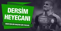 Eren Derdiyok'u Dersimspor heyecanı sardı
