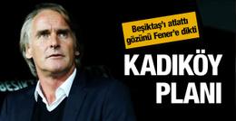 Riekerink'in aklı fikri Fenerbahçe'de