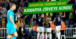 Fenerbahçe Feyenoord maçının golü ve geniş özeti