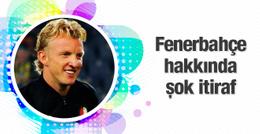 Dirk Kuyt'ın Fenerbahçe pişmanlığı