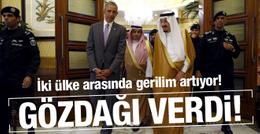 Suudi Arabistan'dan ABD'ye gözdağı!