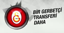 Galatasaray'dan bir gurbetçi transferi daha