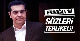 Yunanistan'dan Erdoğan'a Lozan tepkisi!