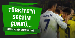 Emre Mor'dan Fatih Terim ve Ronaldo yanıtı