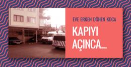 İzmir'de yasak aşk cinayeti! Karısını evde böyle yakaladı