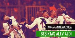 Osmanlıspor Beşiktaş maçı geniş özeti