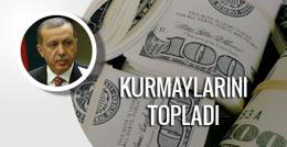 Dolar kuru yükselişte Erdoğan kurmaylarını topladı
