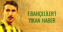 Mehmet Topal'ın MR sonucu Fenerbahçe'yi yıktı