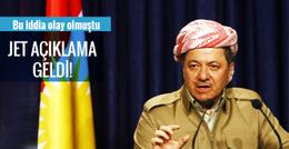 Olay olan Barzani iddiasına flaş açıklama geldi!