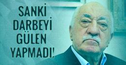 AB Fethullah Gülen'i korumak için skandal rapor yayınladı