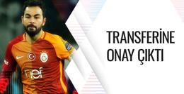 Galatasaraylı Selçuk İnan'a Çin transferi için onay çıktı