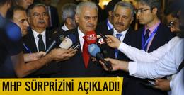 Başbakan Yıldırım: MHP'li bakanlar da atanabilir!