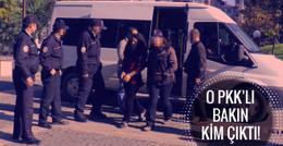 Karadeniz'de yakalanan PKK'lı bakın kim çıktı!