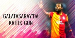 Galatasaray'da Aurélien Chedjou için kritik gün