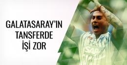 Galatasaray'ın transferine Brezilya taşı