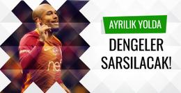 Galatasaray'da dengeleri sarsacak ayrılık!