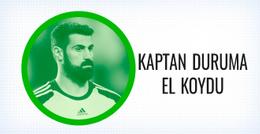 Volkan Demirel Fenerbahçe'de duruma el koydu