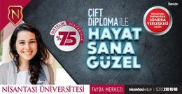 Nişantaşı Üniversitesi ile Hayat Sana Güzel!