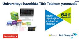 Üniversiteye hazırlıkta Türk Telekom yanınızda