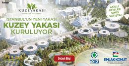 İstanbul'un yeni yakası Kuzey Yakası!