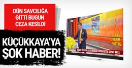 İsmail Küçükkaya'ya 'Bylock'tan ilk ceza çıktı!