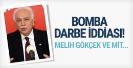 Perinçek'ten bomba darbe iddiası! Gökçek...