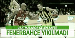 Olimpia Milan- Fenerbahçe Doğuş maçı sonucu ve özeti