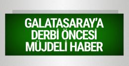 Galatasaray'da Tolga Ciğerci müjdesi