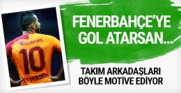 Fenerbahçe'ye gol atarsan 10 numara olursun!