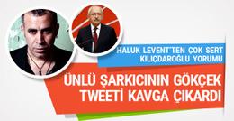 Haluk Levent'ten çok sert Kılıçdaroğlu yorumu