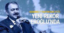 Bakan Eroğlu