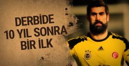 Fenerbahçe'den derbide 10 yıl sonra bir ilk