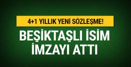 Oğuzhan Özyakup'dan 4+1 yıllık imza!