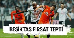 Beşiktaş-Başakşehir maçı golleri ve geniş özeti