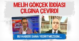 Akit TV'nin Melih Gökçek iddiasına Tahir Sarıkaya'dan sert sözler