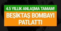 Vida Beşiktaş'ta! İşte yıllık ücreti