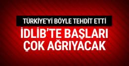Salih Müslim'den Türkiye'ye tehdit