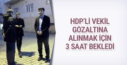 Gözaltına alınan HDP'li Aslan hakkında karar verildi