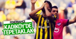 Fenerbahçe Kasımpaşa maçı geniş özeti