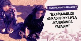 Gizli bölmede yakalanmıştı! PKK'lının ifadesi şok etti