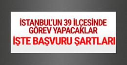İstanbul Emniyet Müdürlüğü ÇMB alımı 2017 başvuru şartları