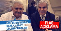 Başbakan Binali Yıldırım İnternethaber'e konuştu bombaları patlattı