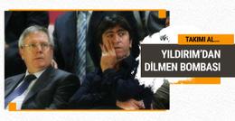 Aziz Yıldırım'dan Rıdvan Dilmen atağı! Takımı al...