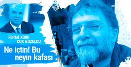 Ahmet Hakan'dan Fehmi Koru'ya soğuk duş