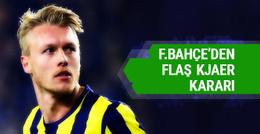 Fenerbahçeli futbolcu sezon sonunda satılabilir