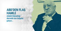 Türkiye, ABD'ye Gülen'in adresini verdi!