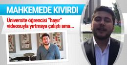Erdoğan'a hakaretten tutuklandı!