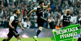 Beşiktaş'a piyango vurdu! Kesenin ağzını açtılar