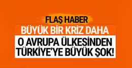 O Avrupa ülkesinden darbeci Türk subaylara izin